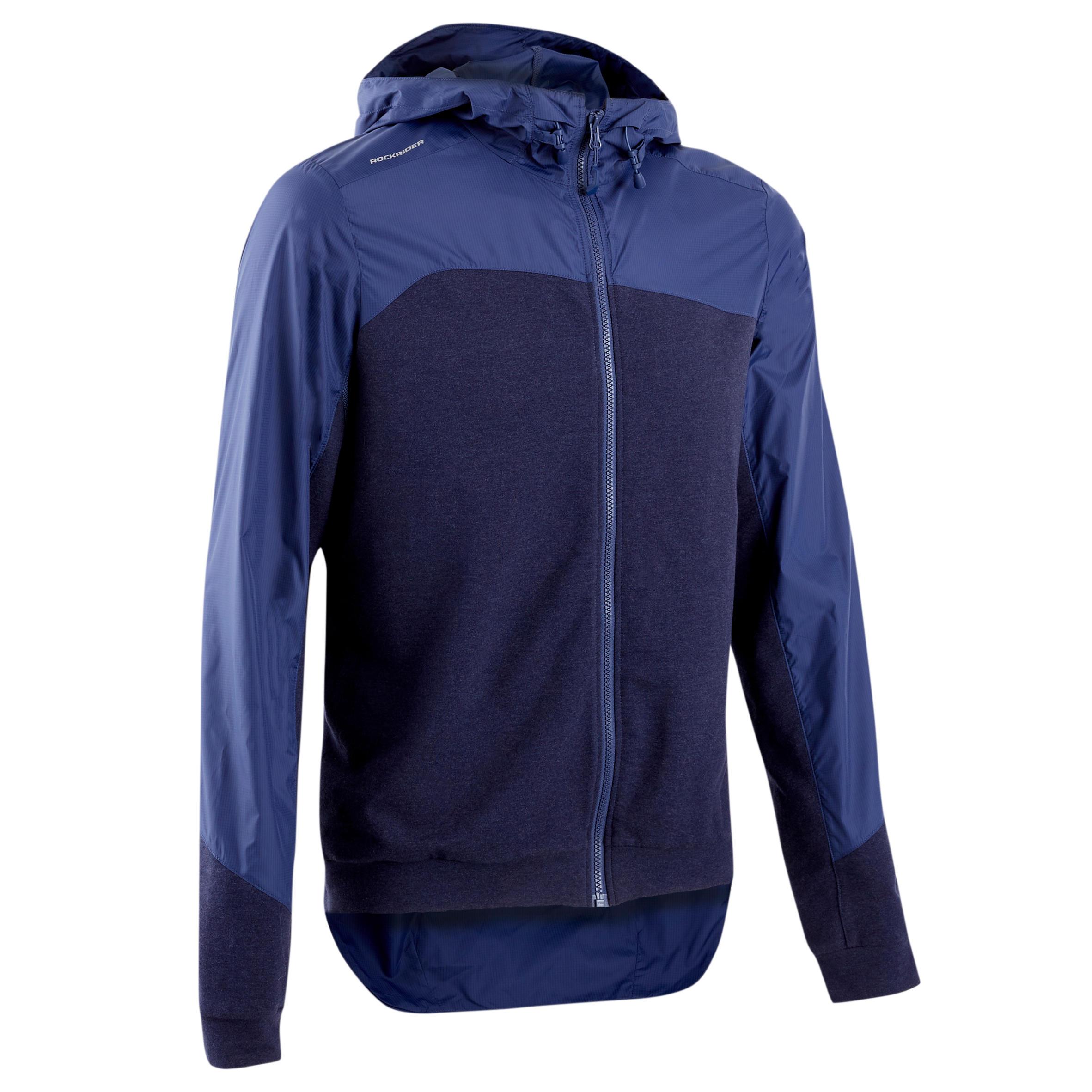 Jachetă anti-vânt MTB Bărbați imagine