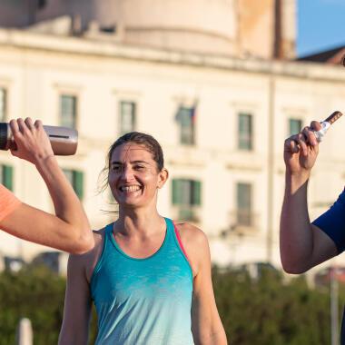 Goede voeding tijdens sporten
