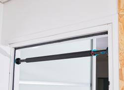 Barre de traction verrouillable 100 cm