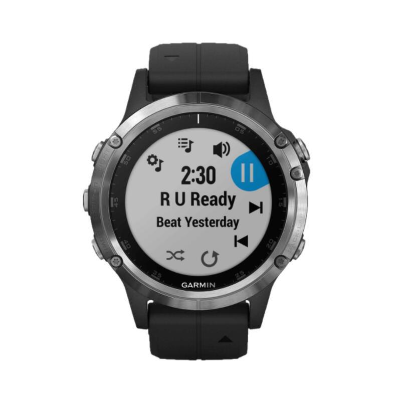 PRODUCTO OCASIÓN: Garmin Fénix 5 Plus Silver Reloj GPS