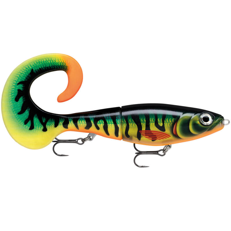 LURE FISHING LURE X-RAP OTUS XROU17 HTIP