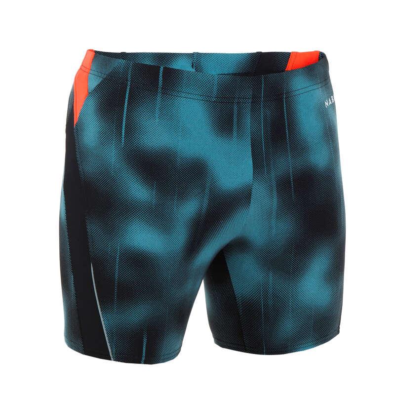 Férfi úszónadrág Úszás, uszodai sportok - Férfi úszónadrág, hosszított NABAIJI - Úszás felszerelés