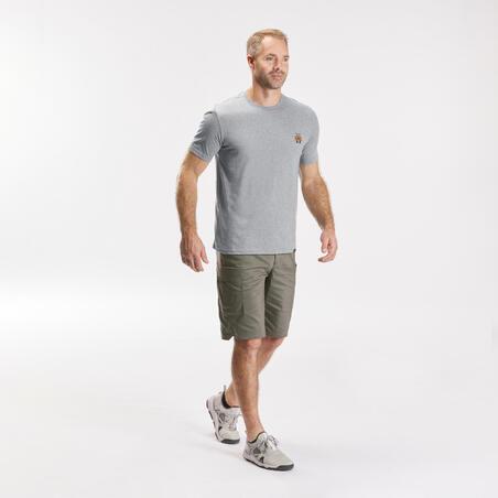 Men's Country Walking T-shirt - NH500