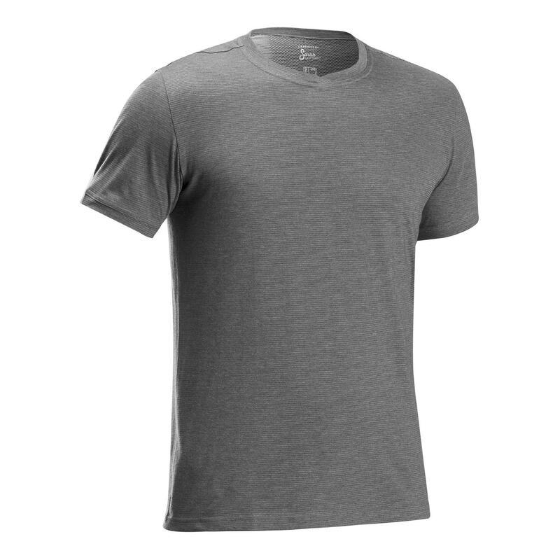 Pánské turistické tričko NH550 Fresh