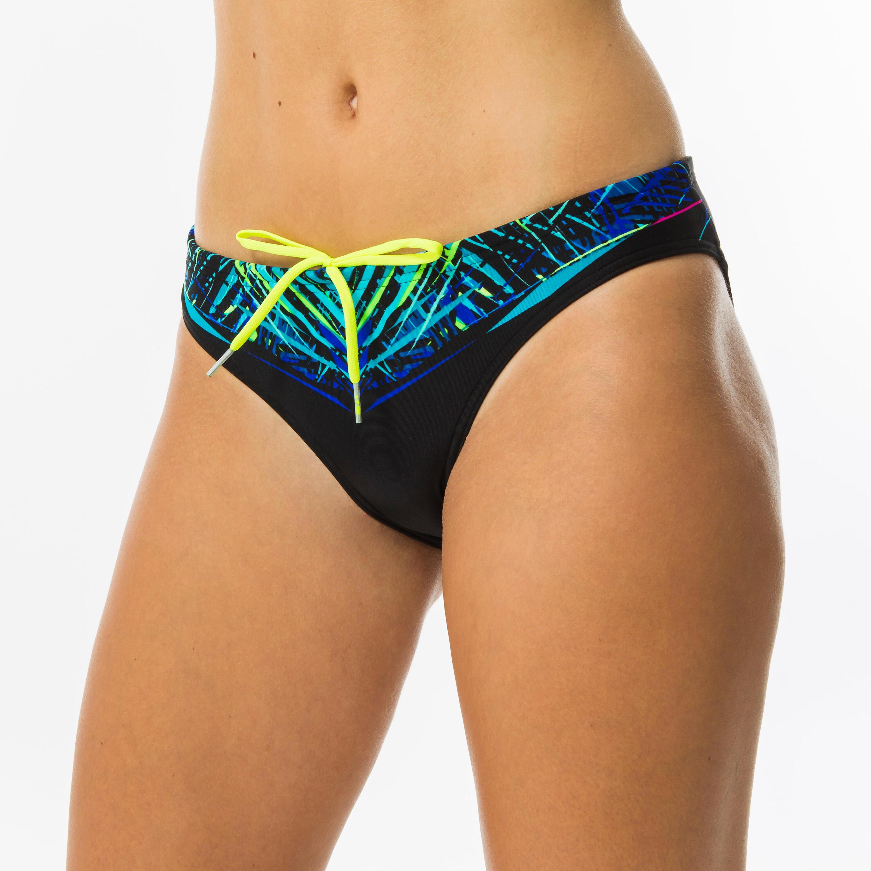 Vertvie Damen Badeshorts Spitze H/äkeln Bikini Rock mit Integrierter Hose Hohe Taille Bikinihosen S-5XL