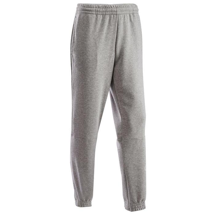 Pantalon Regular Adidas Homme Gris