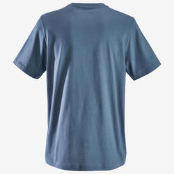 T-Shirt Adidas Regular Homme Bleu