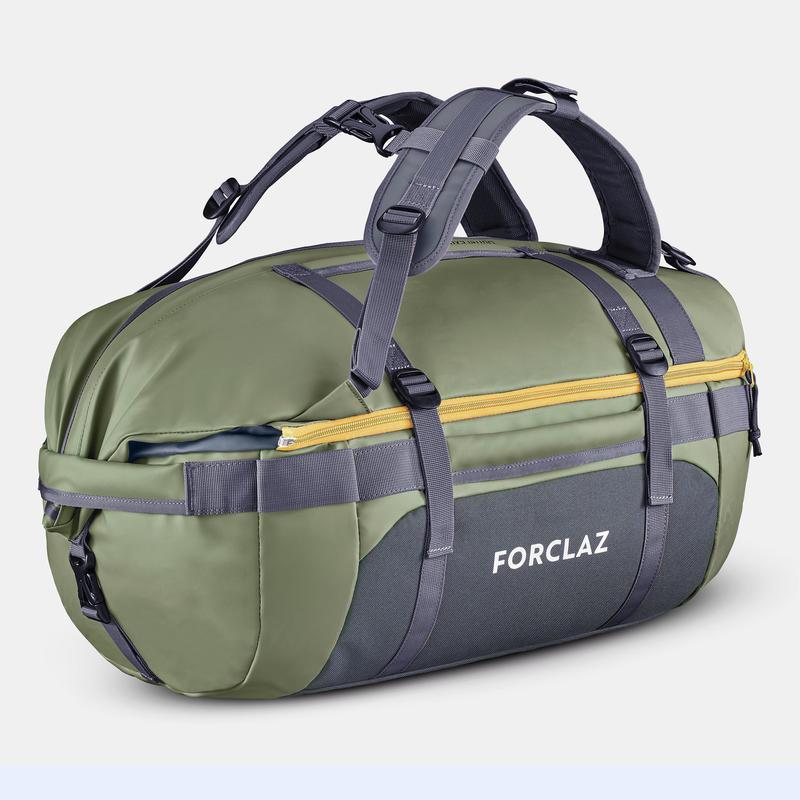 TREKKING CARRY BAG 40 L TO 60 L - DUFFEL 500 EXTEND