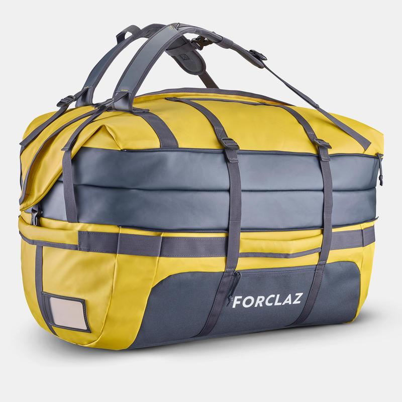 TREKKING CARRY BAG 80 L TO 120 L - DUFFEL 500 EXTEND