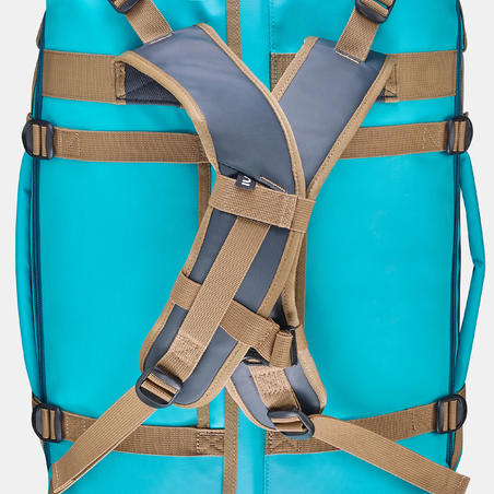 Trekking Transport Bag Extend 40 to 60 L - blue