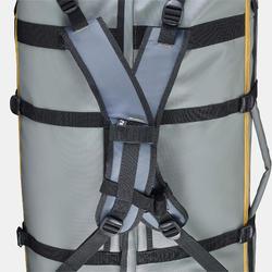 健行擴充運輸包80至120 L-灰色