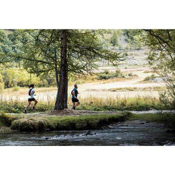 Women's trail running SL T-shirt - orange