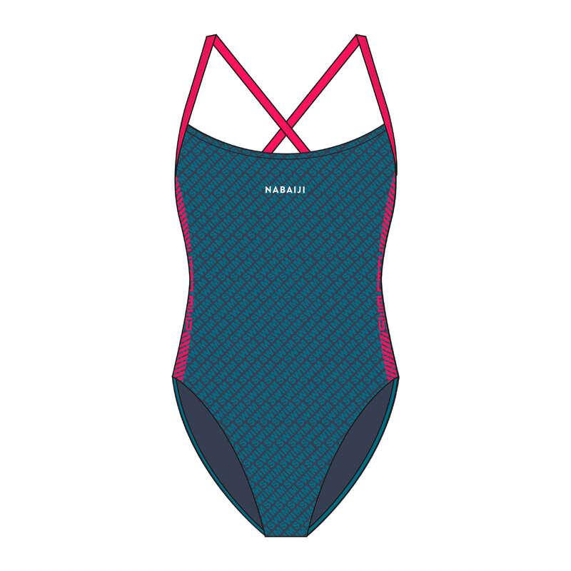 KUPAĆI KOSTIMI ZA DJEVOJČICE Kupaći kostimi za djecu - Jednodijelni kostim Jade NABAIJI - Kupaći kostimi za djevojčice