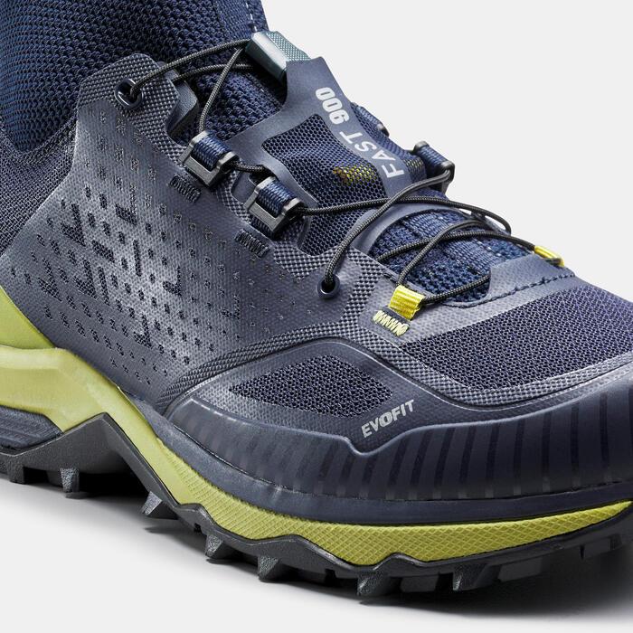 Men's Fast Hiking Shoe FH900 - yellow