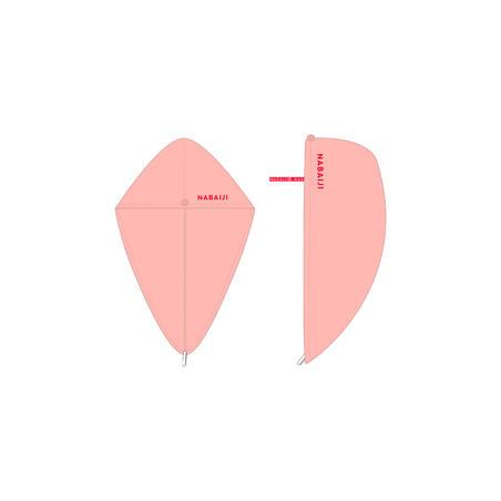 Toalla Pelo Rosa Claro Microfibra Suave