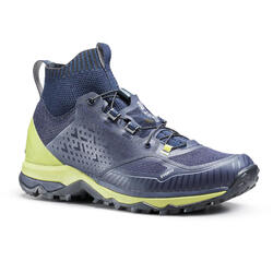 ULTRA-LIGHT HIKING SHOES - FH900 - GREEN/BLUE - MEN