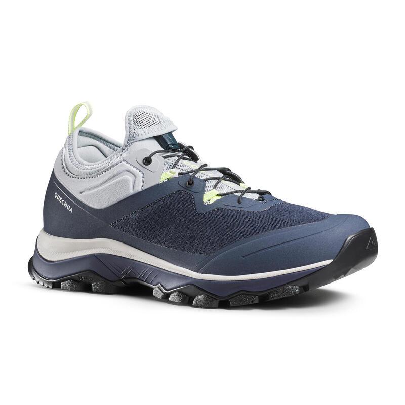 Zapatillas de senderismo rápido ultra ligeras - FH500 - mujer