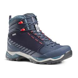 防水登山遠足鞋 - MH900 中筒 - 藍色 - 女裝