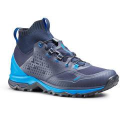 Scarpe trekking uomo FH900 impermeabili blu