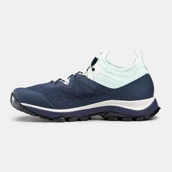 超輕遠足鞋 - FH500 - 藍色 - 女裝