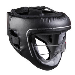 成人款内建面部保護頭盔100