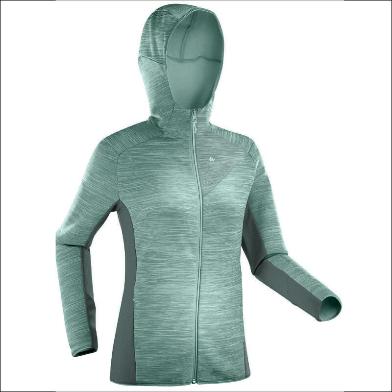 Veste polaire fine de randonnée - MH900 - Femme