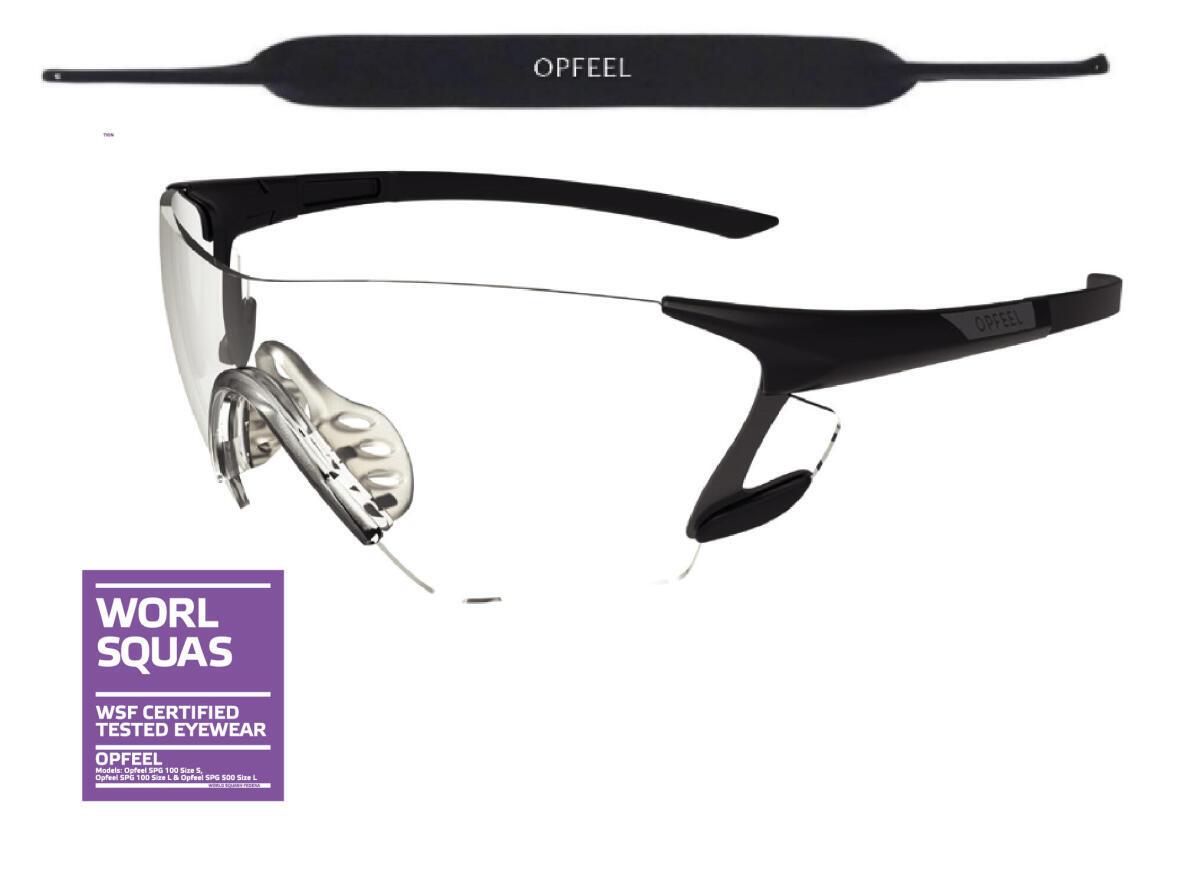OCCHIALI SQUASH SPG 500