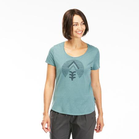 T-shirt de randonnéeNH500 – Femmes