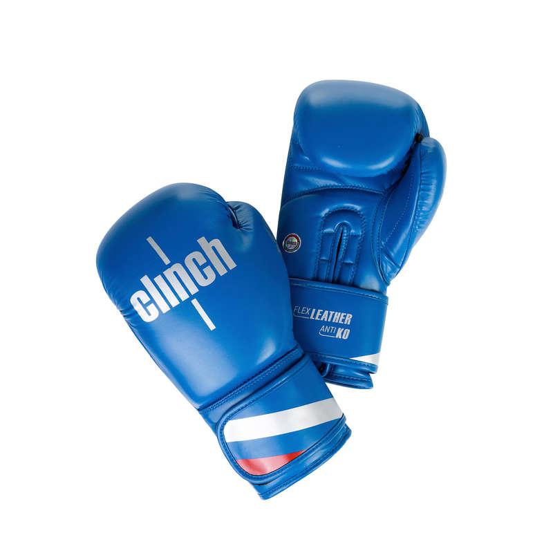 ПЕРЧАТКИ ДЛЯ БОКСА Бокс - Перчатки бокс CLINCH OLIMP СИН CLINCH - Боксерские и снарядные перчатки