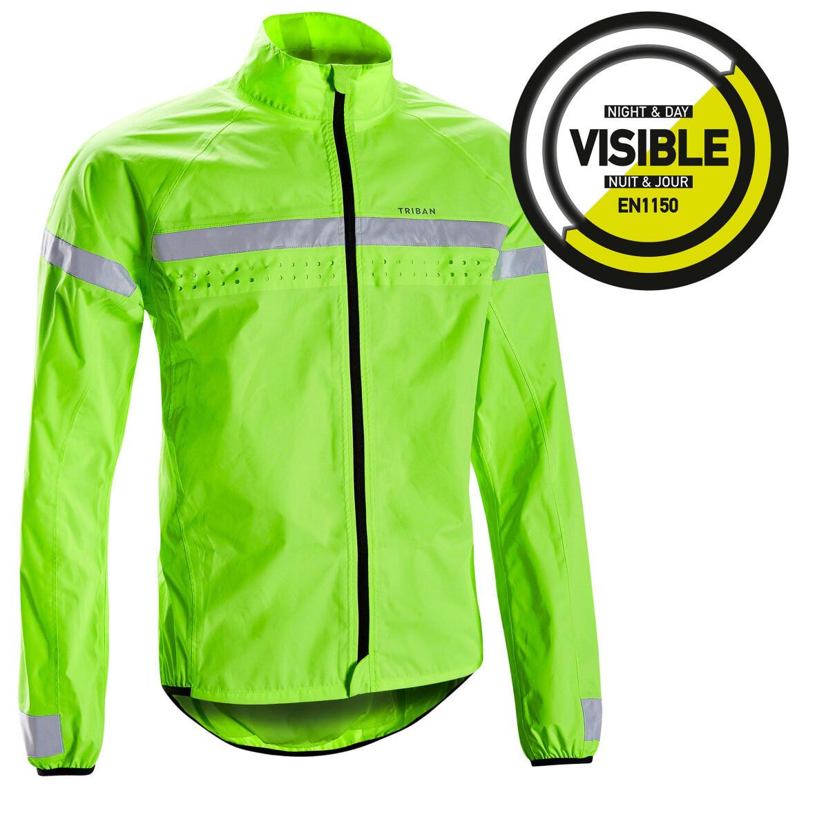 Rain Jacket Men RC120 EN1150