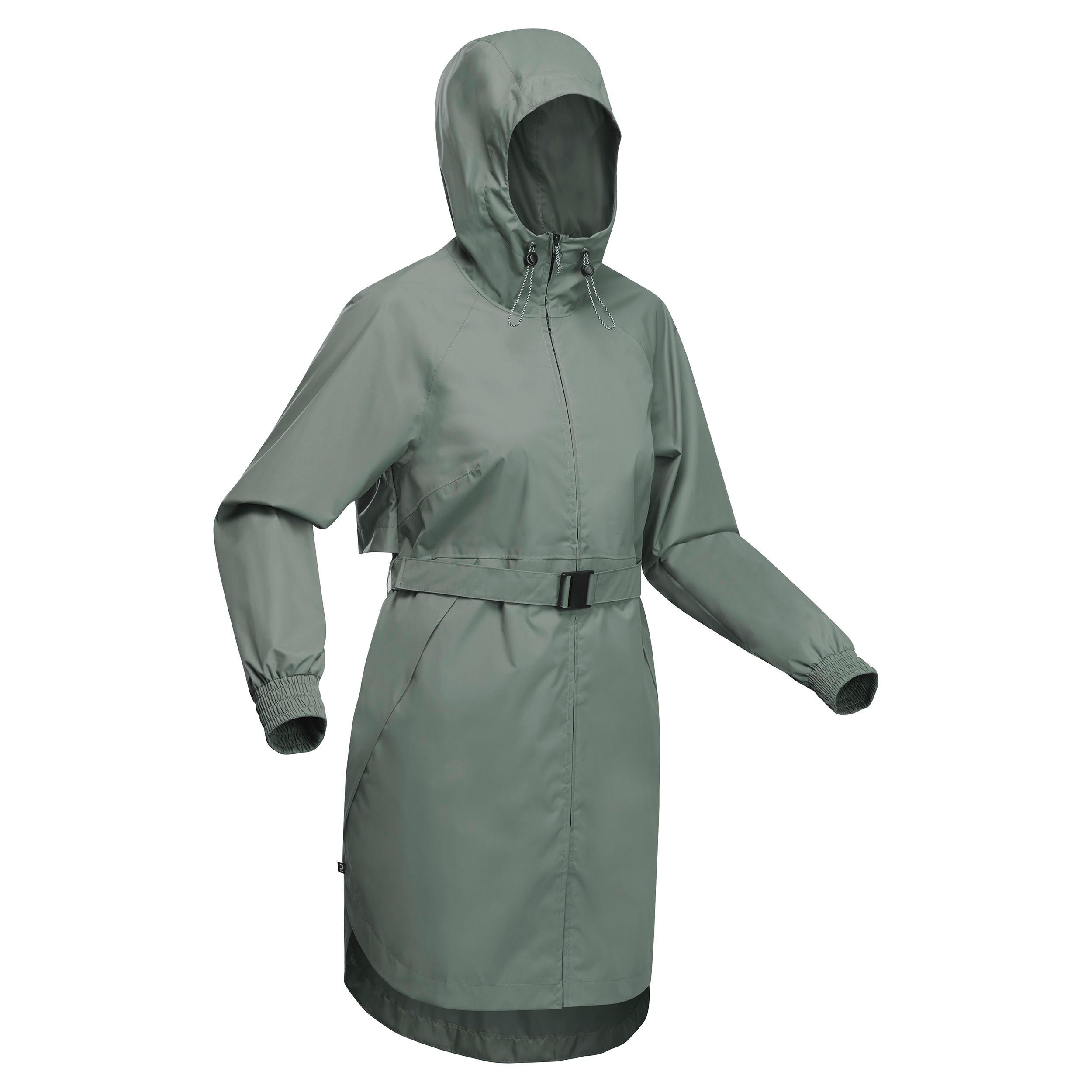 Jachetă Raincut Kaki Damă imagine