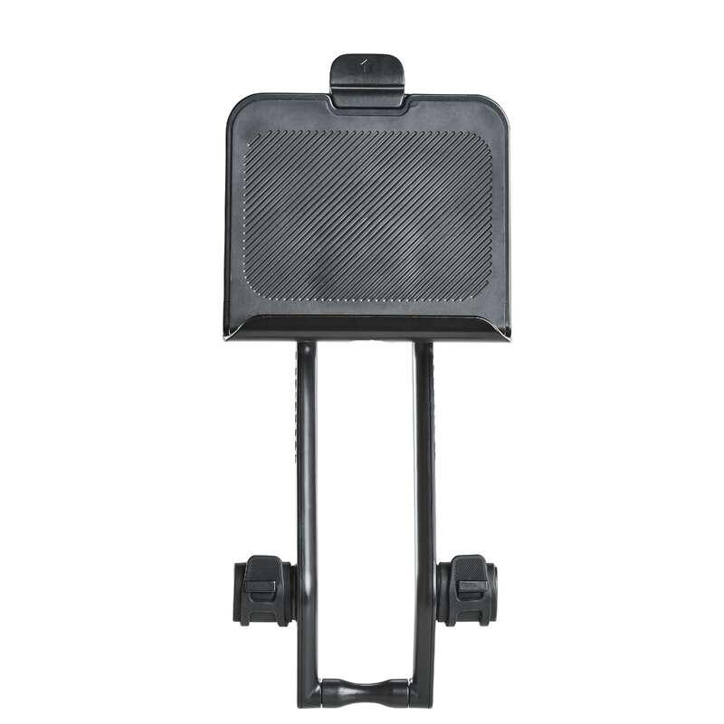 Rollentrainer Radsport - Tablet-Halterung VAN RYSEL - Radsport