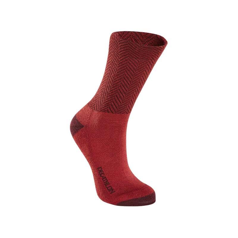 KOLESARSKE NOGAVICE ZA MRZLO VREME Naglavni dodatki, rokavice in nogavice - Kolesarske nogavice ROADR 500 VAN RYSEL - Nogavice