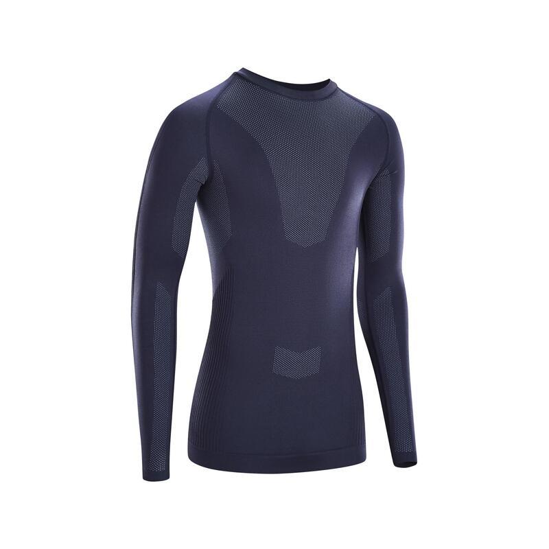 Spodní cyklistické tričko Training modré