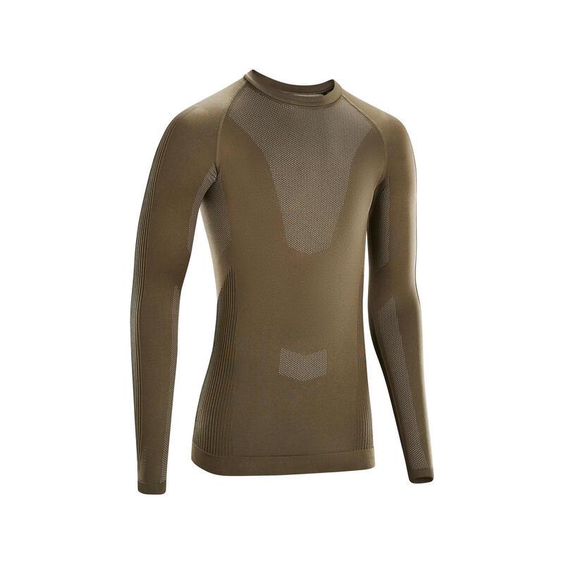 Spodní cyklistické tričko Training khaki