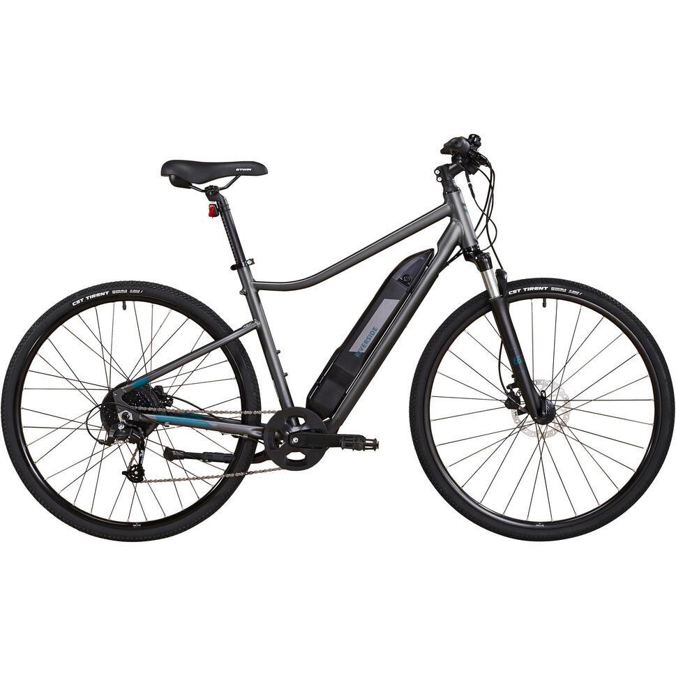 Decathlon Riverside 500 E Electric Hybrid Bike
