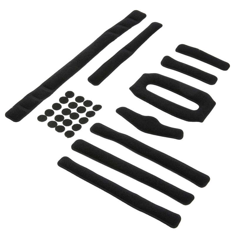 Căşti role/skateboard/trotinete Echipament - Kit protecții spumă Oxelo OXELO - COPII
