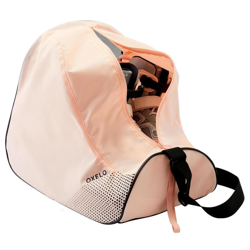 26 Litres Inline Skates Bag Fit - Light Pink