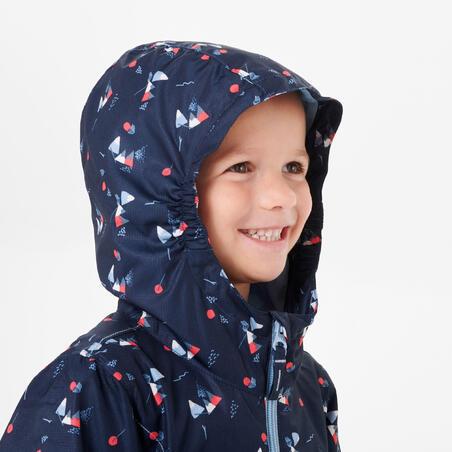 Manteau de randonnée imperméableMH500– Enfants