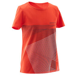 T-shirt manches courtes 100...