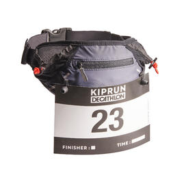 FLASK HOLDER BELT RUNNING 250 ML + RACE NUMBER