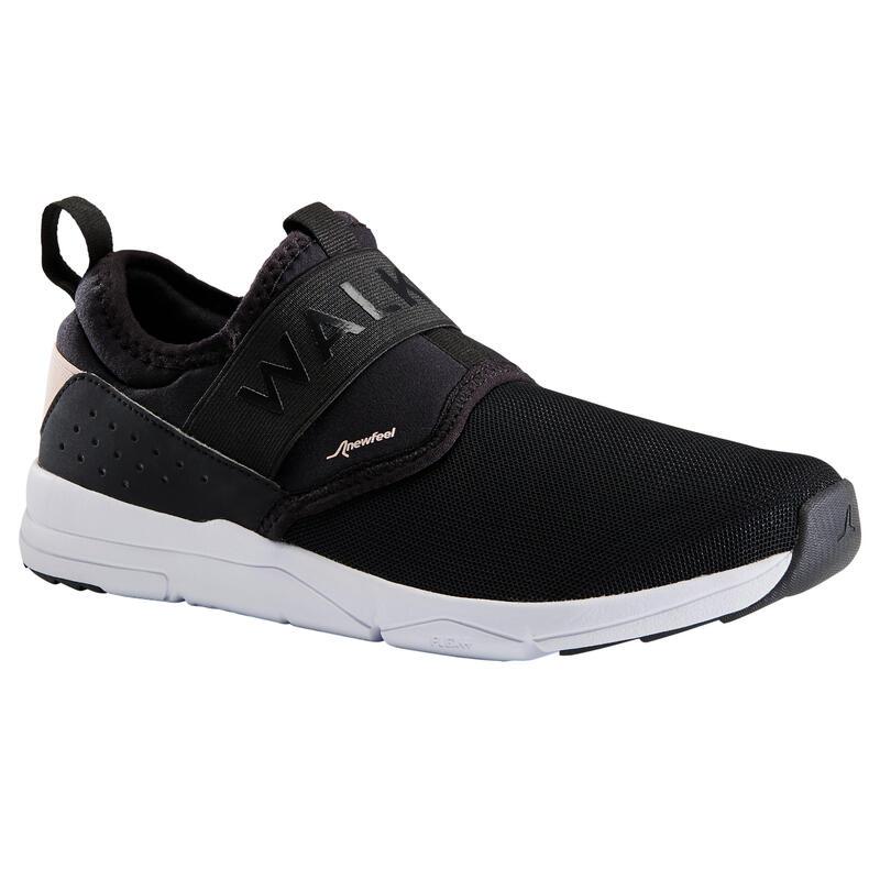PW160 slip-on fitness walking shoes - Women