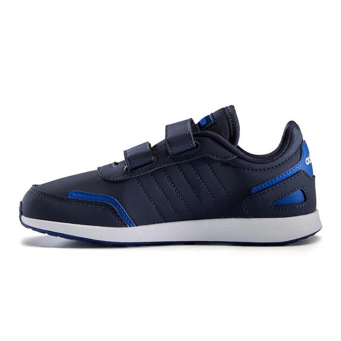 Chaussures de marche enfant Adidas Switch bleu / noir velcro