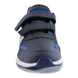 Calçado Caminhada Criança com Banda Autoaderente Adidas Switch Azul