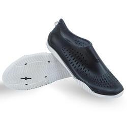 Calçado de Hidroginástica, Aquabike e Aquafitness Fitshoe Preto