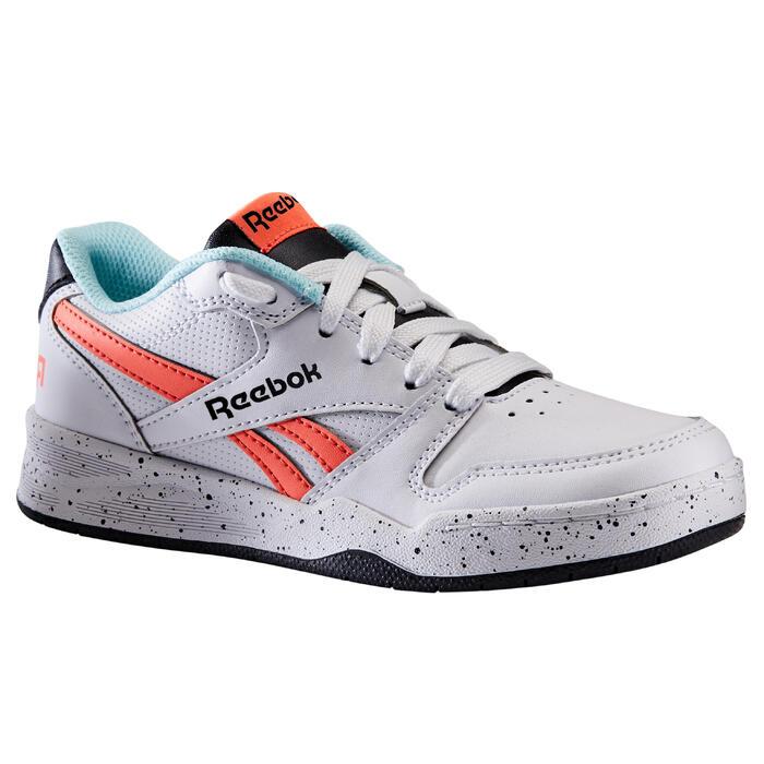 Chaussures marche enfant Reebok BB 4500 blanc