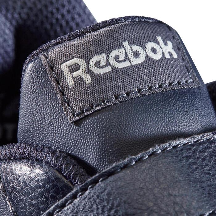 Chaussures de marche enfant Reebok Classic marine / gris velcro