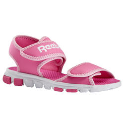 Sandalias Caminar Reebok Sandal Wave Glider Niños Rosa