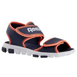 Sandalias Caminar Reebok Sandal Wave Glider Niños Azul