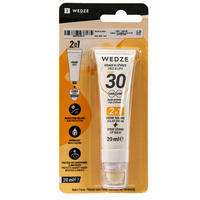 2-in-1 duo pack SPF 30 sun cream and sun protection lip balm